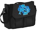 DOLPHINS Diaper Bag