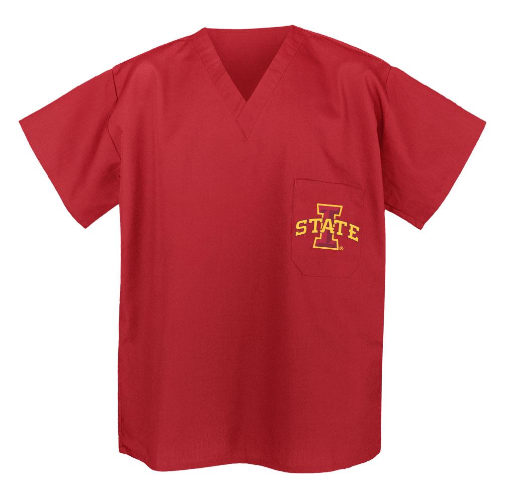 Shaved pink iowa state university