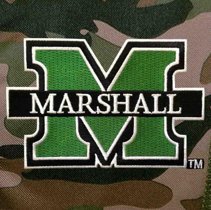 Marshall University Lunch Bag Cooler Camo
