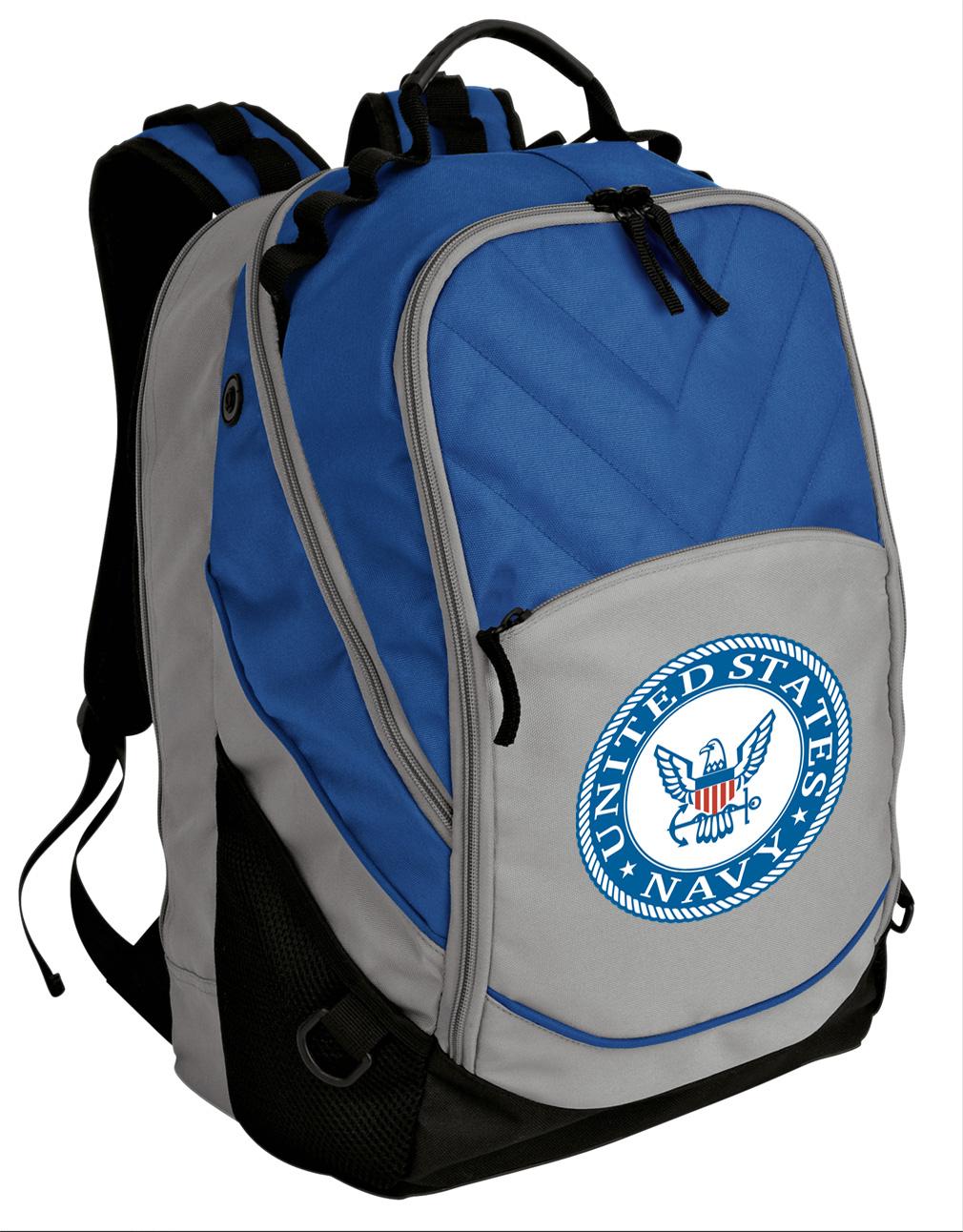 Broad Bay US Navy Laptop Bag United States Navy Computer Bag or Messenger Bag