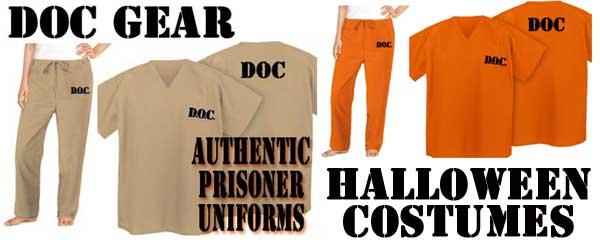 OITNB Costume Prison Costumes