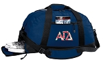 Alpha Gamma Duffle Bag Navy