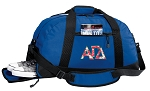 Alpha Gamma Duffle Bag Royal