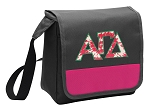 Alpha Gamma Lunch Bag Cooler Pink