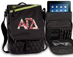 Alpha Gamma Tablet Bags & Cases Green