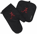University of Alabama Oven Mitt and Logo Potholder Set