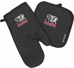 Alabama Oven Mitt and Logo Potholder Set
