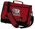 Alabama Messenger Bag Red
