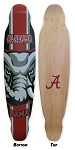 Alabama Longboard Skateboard Deck