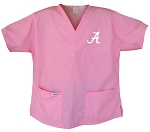 Ladies Alabama Scrubs Tops