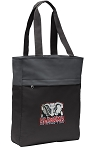 Alabama Tote Bag Everyday Carryall Black