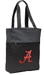University of Alabama Tote Bag Everyday Carryall Black