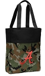 University of Alabama Tote Bag Everyday Carryall Camo
