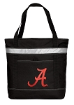 University of Alabama Insulated Tote Bag Black