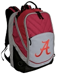 University of Alabama Deluxe Laptop Backpack Red