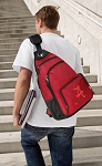University of Alabama Backpack Cross Body Style Red