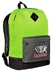 Alabama Backpack Classic Style Fashion Green