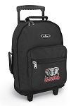 Alabama Rolling Backpacks Black