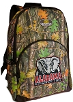 Alabama Backpack REAL CAMO DESIGN
