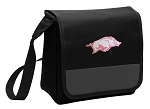University of Arkansas Lunch Bag Cooler Black