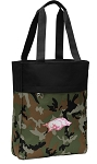 University of Arkansas Tote Bag Everyday Carryall Camo