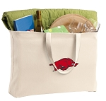 Arkansas Razorbacks Jumbo Tote Bag
