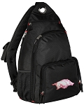 University of Arkansas Backpack Cross Body Style
