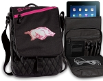 University of Arkansas Tablet Bags & Cases Pink