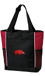 Arkansas Razorbacks Tote Bag Red