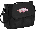 University of Arkansas Diaper Bags