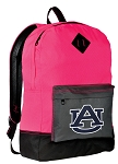 Auburn Backpack Classic Style HOT PINK