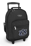 Auburn Rolling Backpacks Black