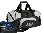 Small Alpha Xi Gym Bag or Small AZD Sorority Duffel