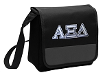 Alpha Xi Lunch Bag Cooler Black