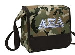 Alpha Xi Lunch Bag Cooler Camo