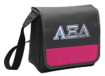 Alpha Xi Lunch Bag Cooler Pink