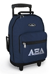 Alpha XI Rolling Navy Backpacks