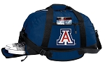 Arizona Wildcats Duffle Bag Navy