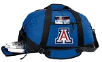 Arizona Wildcats Duffle Bag Royal