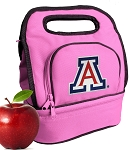 Arizona Wildcats Lunch Bag Pink