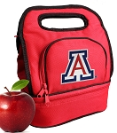 Arizona Wildcats Lunch Bag Red
