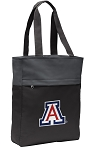 Arizona Wildcats Tote Bag Everyday Carryall Black