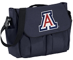 Arizona Wildcats Diaper Bag Navy