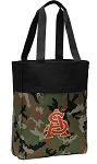 ASU Tote Bag Everyday Carryall Camo