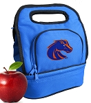 Boise State Lunch Bag Blue