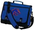 Boise State Messenger Bag Royal