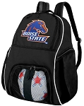Boise State Ball Backpack