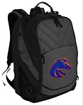 Boise State Deluxe Laptop Backpack Black