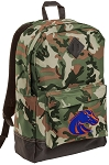 Boise State Camo Backpack