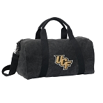 Central Florida Duffel RICH COTTON Washed Finish Black